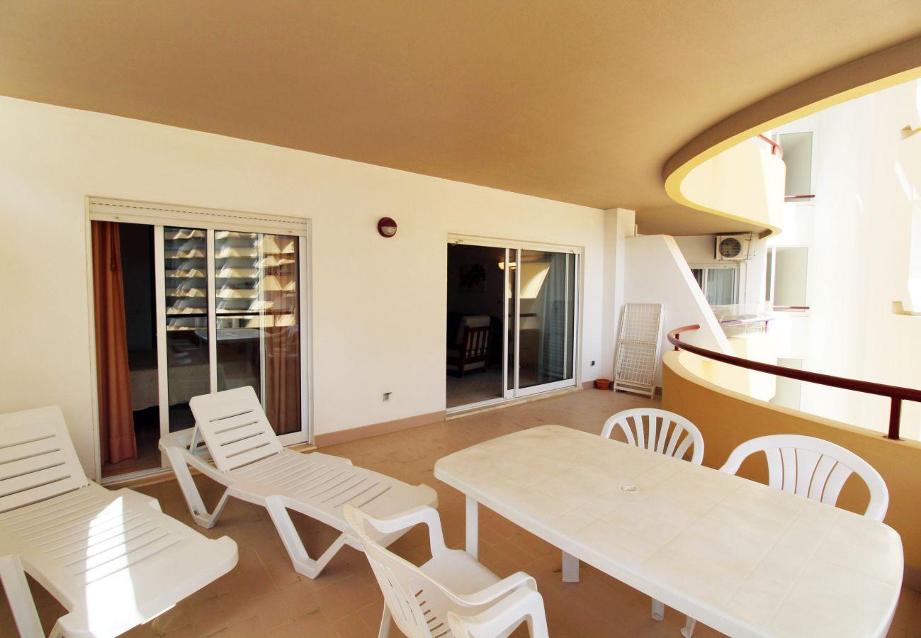 Apartamento em Vilamoura - Varandas do Sol - Sundeck by SAPvillas
