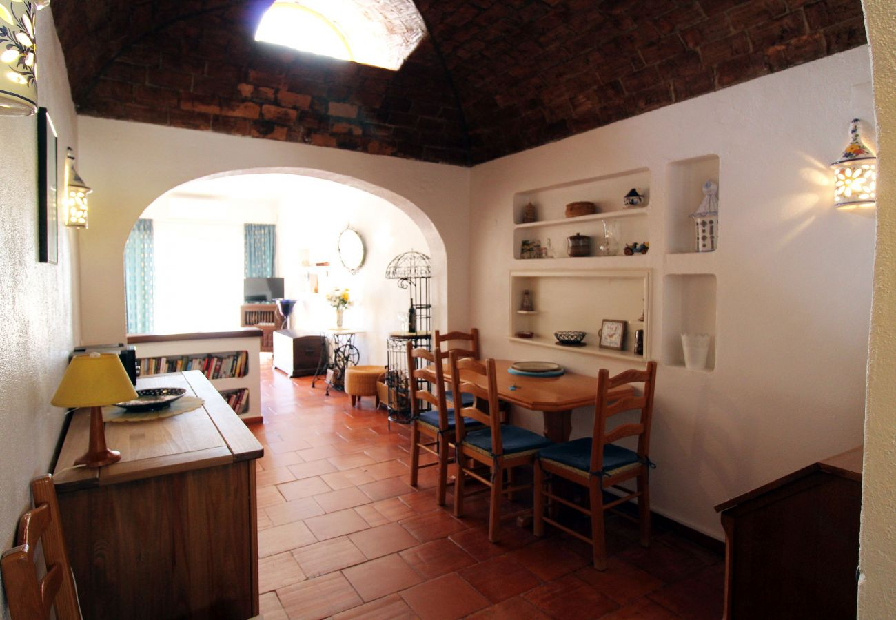 Casa geminada em Vilamoura - Aldeia do Golfe - Casa Sol by SAPvillas