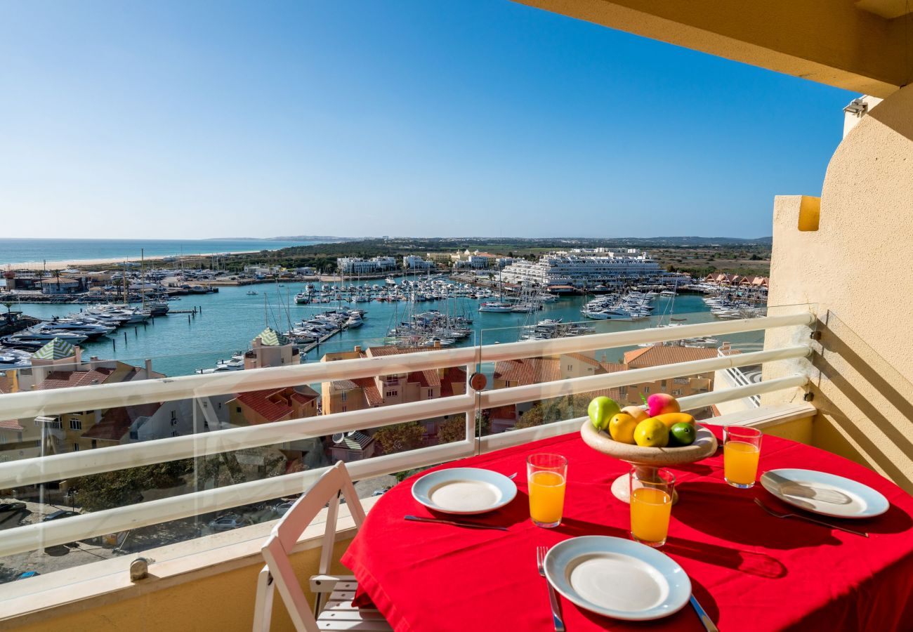 Apartamento em Vilamoura - Marina Mar - Penthouse by SAPvillas