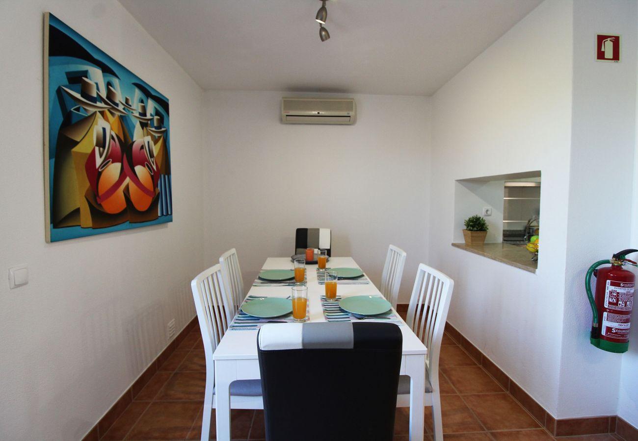 Casa geminada em Vilamoura - Aldeia do Pinhal - Townhouse by SAPvillas